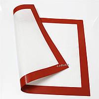 Стекловолокно коврик для выпечки 30*40 см антипригарный