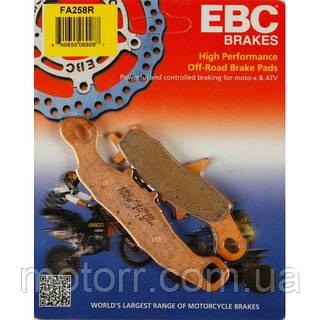 Тормозные колодки EBC FA258R