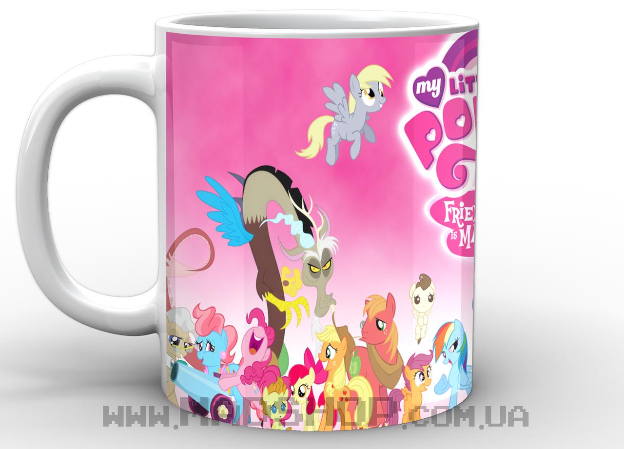 Кружка My little pony gallery