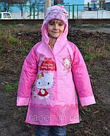 Дождевик для девочек Hello Kitty 0473