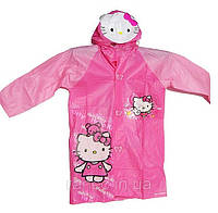 Дождевик для девочек Hello Kitty с отделением для ранца