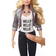 "Интерактивная кукла ""Привет, Барби"", выход Wi-Fi / Hello Barbie Doll - Blonde Hair , фото 2"