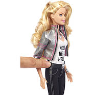 "Интерактивная кукла ""Привет, Барби"", выход Wi-Fi / Hello Barbie Doll - Blonde Hair , фото 3"