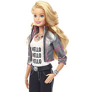 "Интерактивная кукла ""Привет, Барби"", выход Wi-Fi / Hello Barbie Doll - Blonde Hair , фото 5"