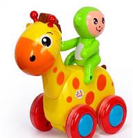 Заводная игрушка Huile Лошадка