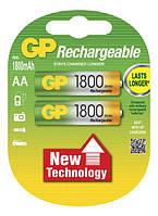 Аккумуляторы GP AA 1800 mAh 1,2 В
