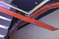 Прокладка слаботочных компьютерных сетей