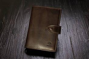 Обложка для ежедневника  Bologna, коричневый