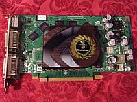 ВИДЕОКАРТА Pci-E NVIDIA QUADRO FX 1500 на 256 MB 256 BIT DDR3 с ГАРАНТИЕЙ ( видеоадаптер FX1500 256mb  )