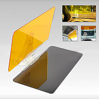 Солнце защитный и анти бликовый козырек  HD Vision Visor, аксессуары для авто