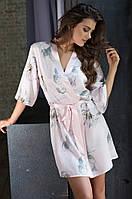 Magnolia от Mia-Mia: халат-кимоно короткий 17403