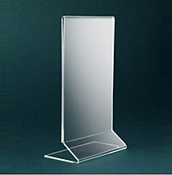 Ценникодержатель вертикальный А6 формата