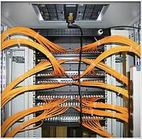 Прокладка слаботочных телефонных сетей