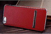 Чехол накладка c подставкой iPhone 6 6s - Nillkin M-Jarl красный