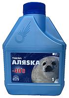 Тосол Аляска синий -40 С, 1 литр