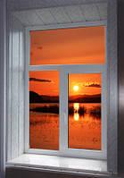 Окно Т-образное, WDS 5-камерный, 1000*2000 (окна старого фонда)