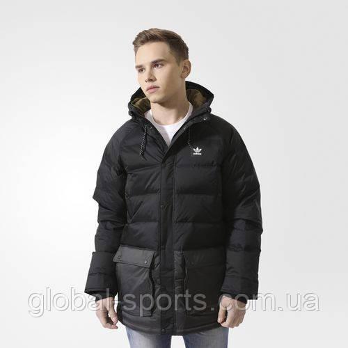 6ea9bb517decd Мужской пуховик Adidas Down Jacket, (Артикул:AY8787) - магазин Global Sport  в