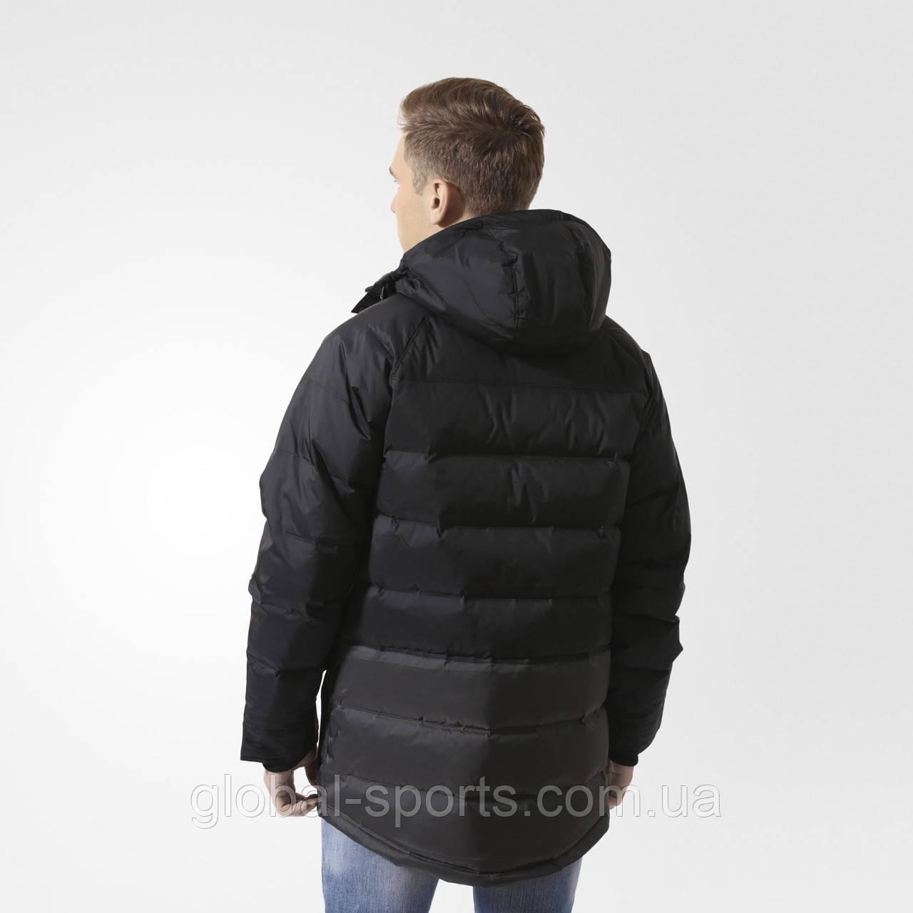 48c5adfee7809 Мужской пуховик Adidas Down Jacket, (Артикул:AY8787): продажа, цена ...