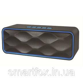 Портативная колонка A2DP/ SC211 с USB+SD+Bluetooth, фото 2