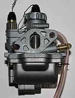 Карбюратор скутера ТВ-60 цепной 2T (Навигатор) ТММР