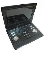 Портативный DVD проигрыватель 12 дюймов 1289TV, двд плеер, переносной DVD, телевизор портативный
