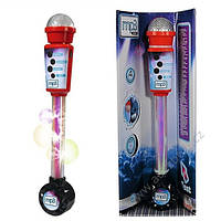 Детский микрофон свет, музыка, MP3 Simba 6830401