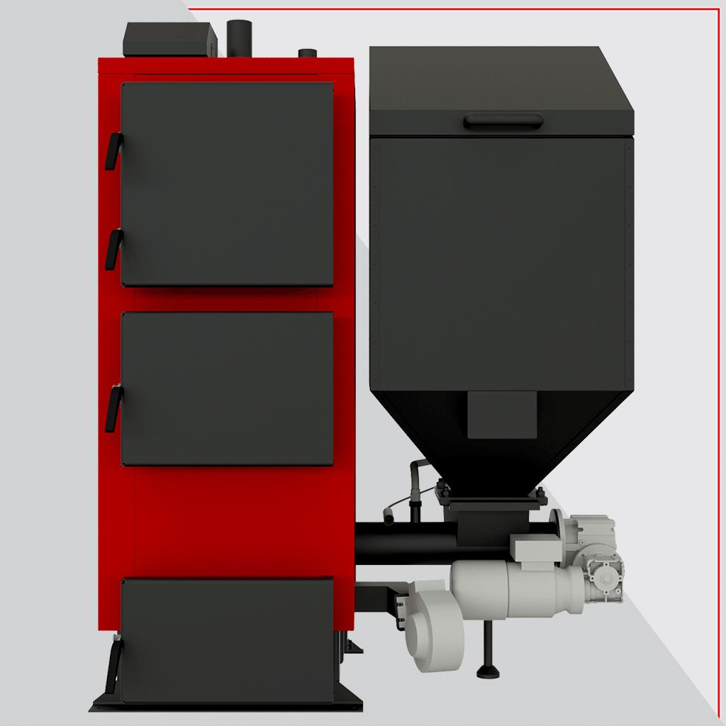 Котлы на пеллетах Altep KT-2ESH 38 кВт, фото 1