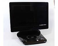 Портативный DVD проигрыватель 1888, переносной портативный DVD плеер с TV, видео проигрыватель