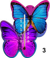 Термометр комнатный Бабочка