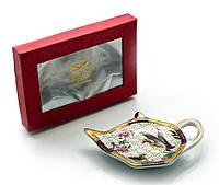 Подставка под чайные пакетики (11,5см.) (TBP1013) Утки