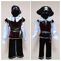 Прокат карнавальный костюм благородный разбойник, пират