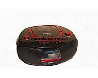 Автомагнитола MP3 4106, магнитола в автомобиль, портативный радио проигрыватель CD/MP3 с USB / SD слотом