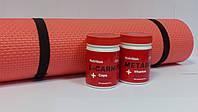 Комплект для фитнеса (каремат, витамины, карнитин)