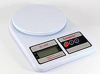 Весы кухонные ACS SF400 до 10kg, электровесы, весы кухонные электронные, настольные весы для кухни