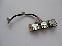 Плата USB Acer Extensa TravelMate 5520 5320 5720 5220 5620 5610 48.4T302.011 50.4T322.301