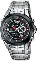 Чоловічий годинник Casio EFA-119BK-1AVCF