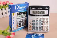 Настольный калькулятор Kenko KK 900 A, электронный калькулятор, компактный калькулятор