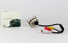 Камера CAMERA 208 (200), цветная камера видеонаблюдения с микрофоном, мини камера видеонаблюдения