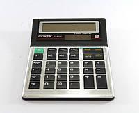 Калькулятор T612C, 12-разрядный электронный калькулятор, компактный настольный калькулятор