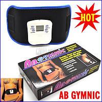 Массажер для мышц AB GYMNIC, миостимулятор для мышц, электростимулятор мышц, миостимулятор для похудения