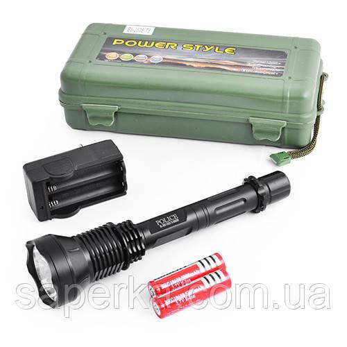 Фонарь подствольный для охоты Police BL Q2805-T6