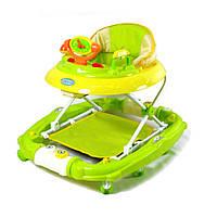 Ходунки детские ТМ Baby Tilly 9102 Green