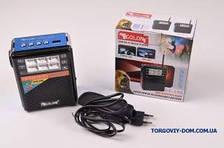 Радиоприемник с фонарем GOLON RX-198 UAR USB+SD