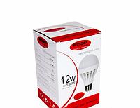 Светодиодная LED лампа Wimpex E27 12W 180W, энергосберегающая лампочка для дома