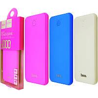 Внешний аккумулятор (павербанк)  Hoco PowerBank B8 Soft Touch 6000 mAh
