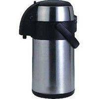 Вакуумный термос из нержавеющей стали с помпой Wimpex 3 литра