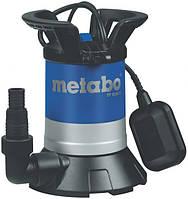 Насос погружной Metabo TP8000S 350 Вт, 8000 л/ч, гл.5 м, под.7 м, 0.7 бар, (поплавок), 4.3 кг