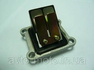 Лепестковый клапан скутер ТВ-50-60 Цепник 2T