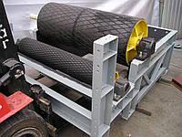 Футеровка приводных барабанов конвейеров