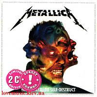 Музыкальный сд диск METALLICA Hardwired… To Self–Destruct (2016) (audio cd)